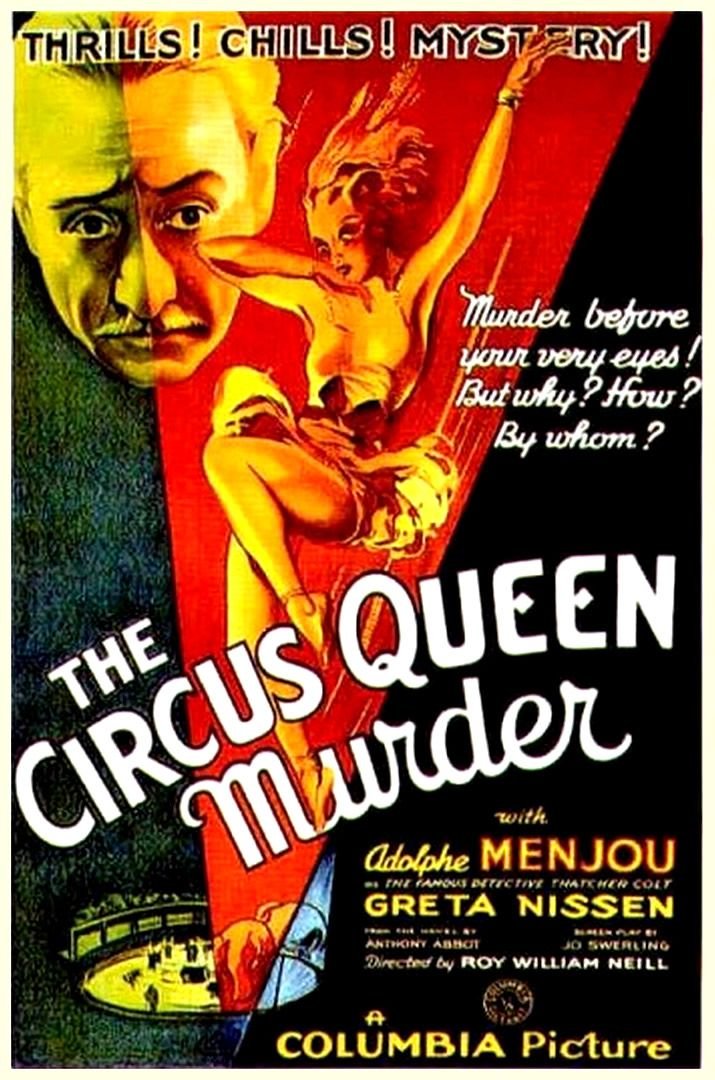 Download The Circus Queen Murder Full-Movie Free