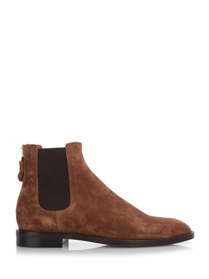 Givenchy Brown Chelsea Boots bSt1hGsUm