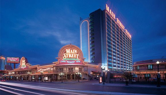 Book Hotel Reservations In Downtown Las Vegas Main Street Hotel