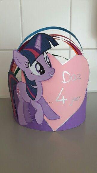 My Little Pony Verjaardagsmuts Birthday Birthday My Little