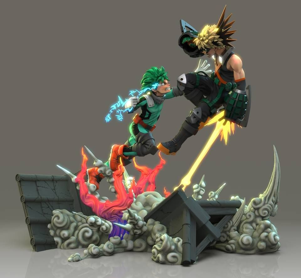 Pin By Robinsdemonhunter On Figures With Images Anime Figures