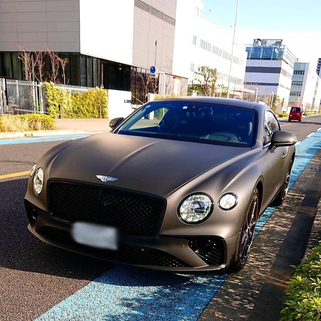 Bentley In 2020 Super Luxury Cars Bentley Gt Dream Cars