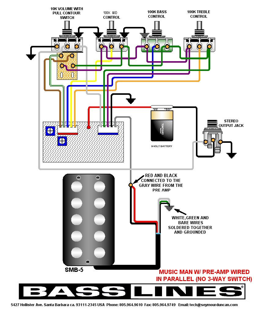 musicman wiring with preamp | Wire, B on fender champ wiring diagram, dc to ac inverter wiring diagram, amp rims, amp switch diagram, fender deluxe wiring diagram, amp ground diagram, fender vintage wiring diagram, amp speaker wire, fender amplifier wiring diagram,