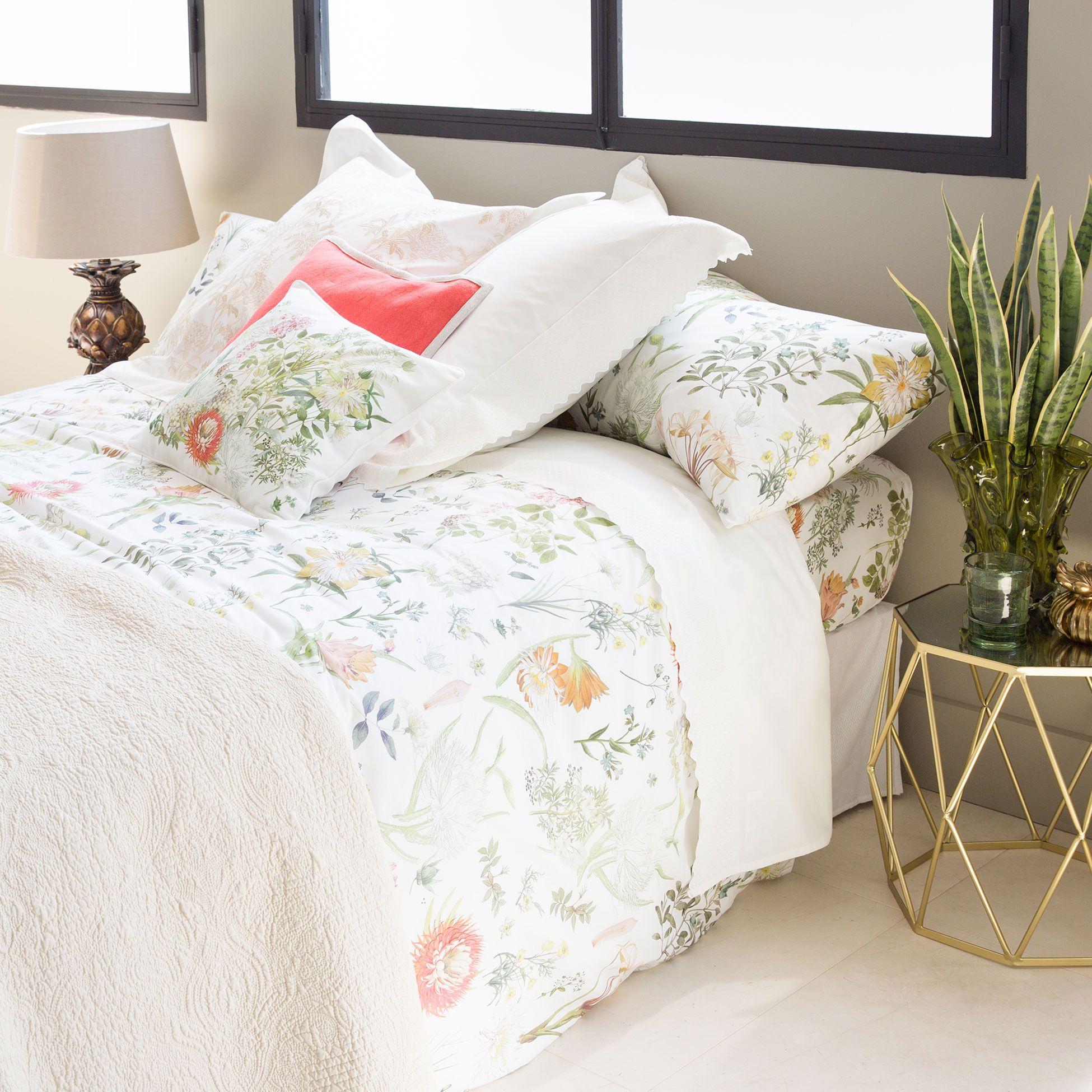 Do It Yourself Home Design: SÁBANAS Y FUNDAS FLORES SILVESTRES