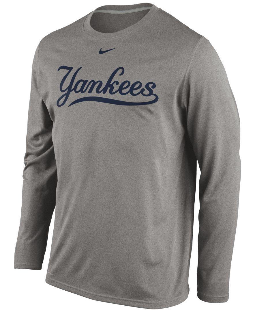 low priced ff703 ebf64 Nike Womens Yankees Shirt