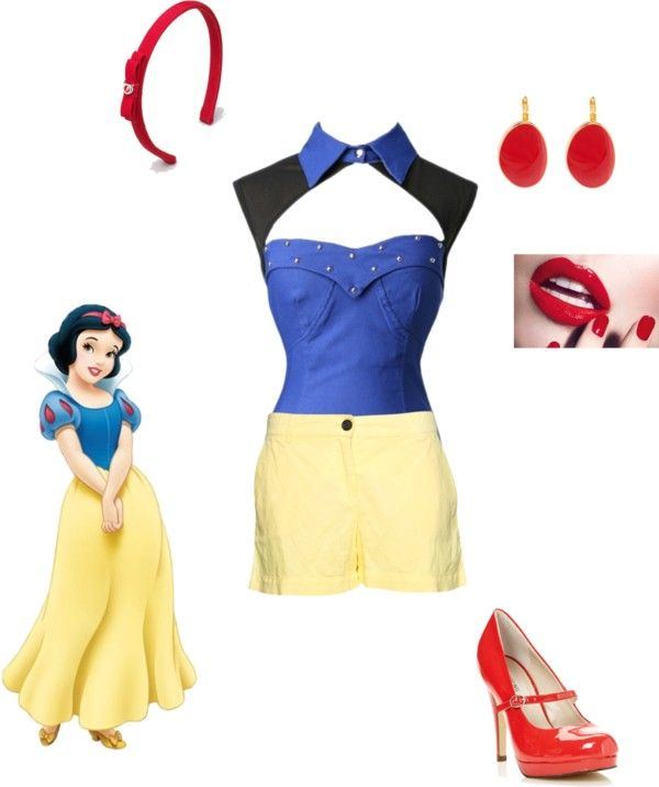 """""""Snow White"""" by livelaughreadfairytales ❤ liked on Polyvore"""