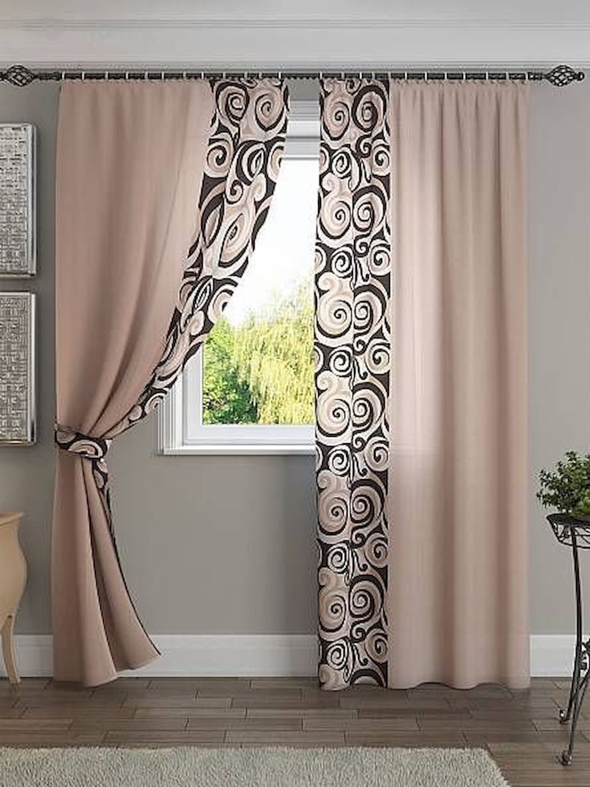 12 Adorable Window Curtains Design Ideas And Decor in 12 ...