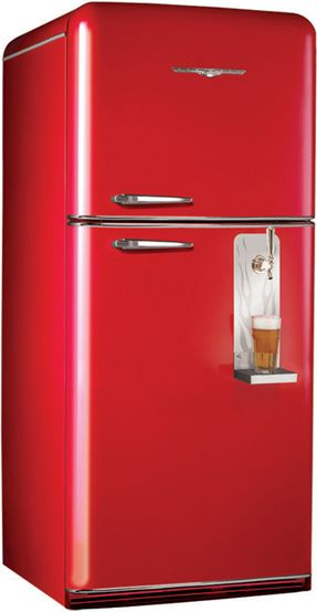 Northstar Retro Fridges 1950 Retro Refrigerators Contemporary And Modern Kitchen Appliances Retro Refrigerator Retro Fridge Vintage Appliances