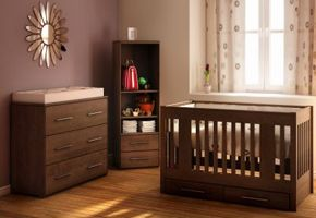 Our Furniture But In White Nursery Furniture Sets Convertible
