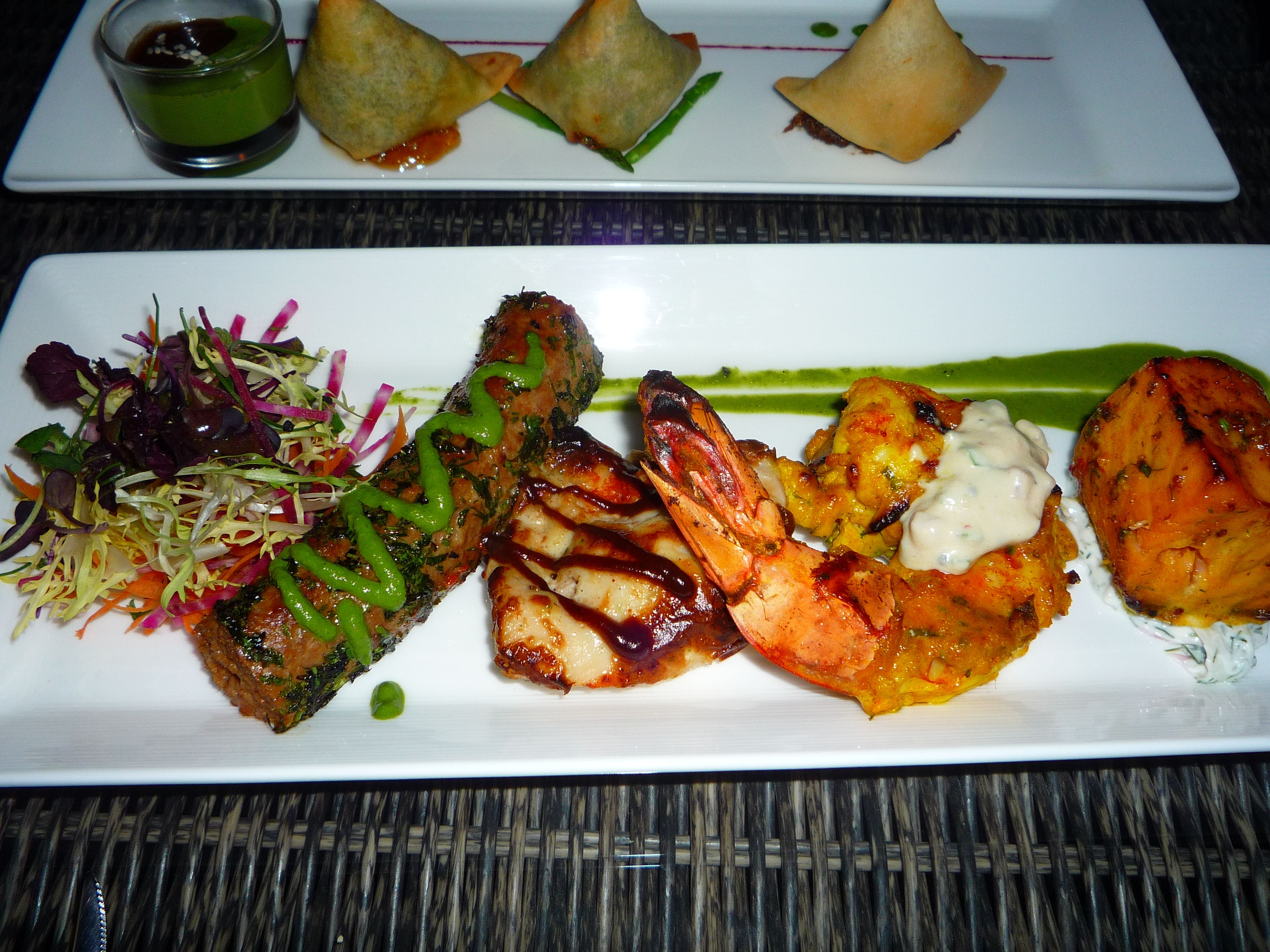 Tandoor Selection from Indego by Vineet Dubai