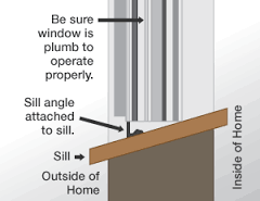 Vinyl Window Replacement Diagram Google Search Window Installation Vinyl Replacement Windows Installing Replacement Windows