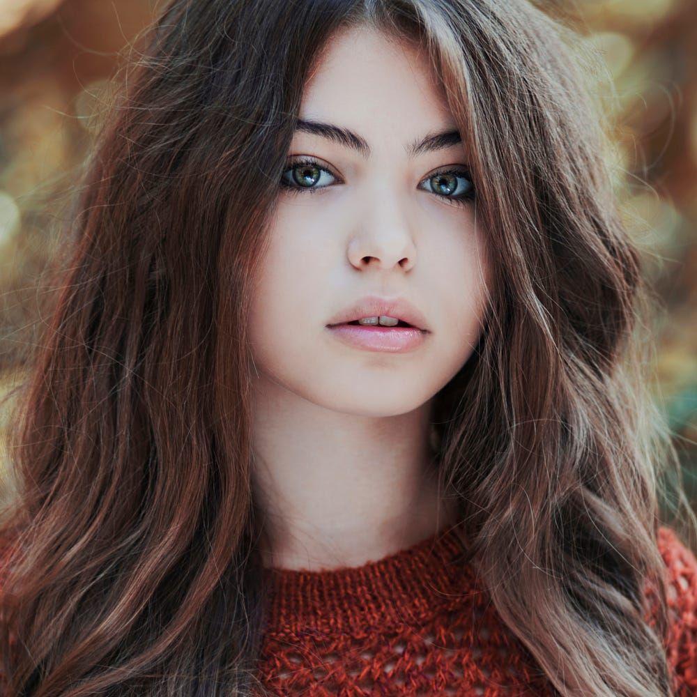 Beautiful Little Girl By Jovana Rikalo On 500px Teenage Girl