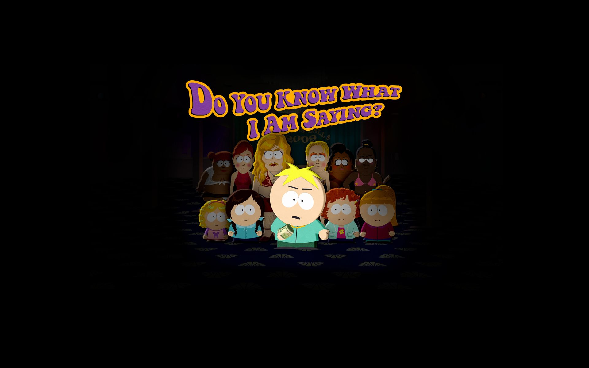 Butters South Park The Stick Of Truth Wallpaper Game South Park