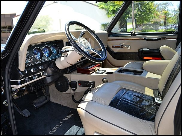 1984 Jeep Grand Wagoneer Restored By Wcc For Arnold Schwarzenegger