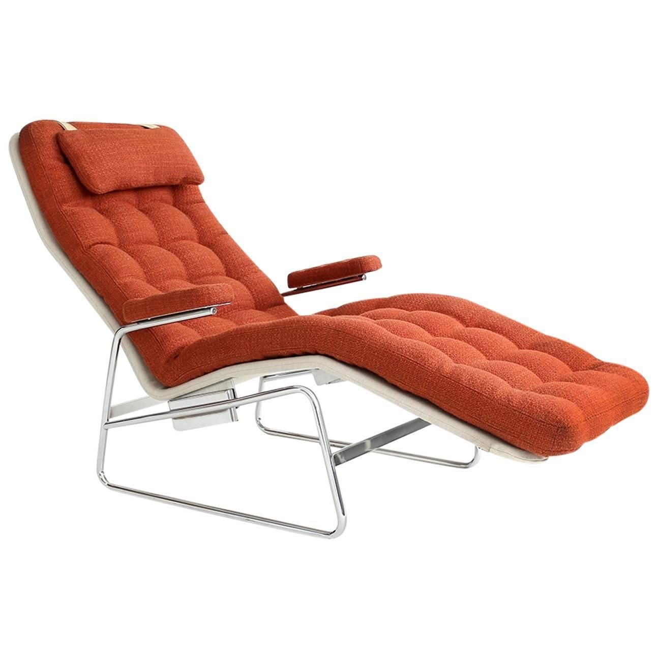 Sam Larsson Fenix Reclining Lounge Chair By Dux Lounge Chair Vintage Lounge Chair Chair