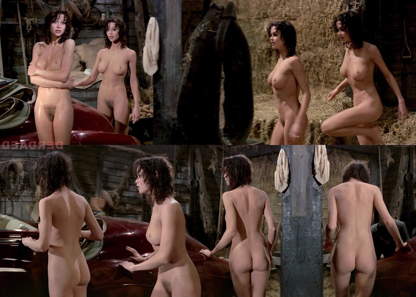 music clips totally naked film