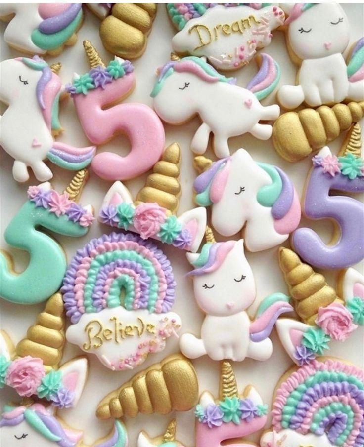 Photo of #unicorncake