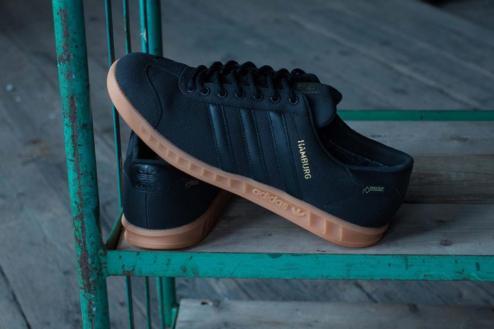 adidas Originals Hamburg Gore tex | Adidas schuhe herren