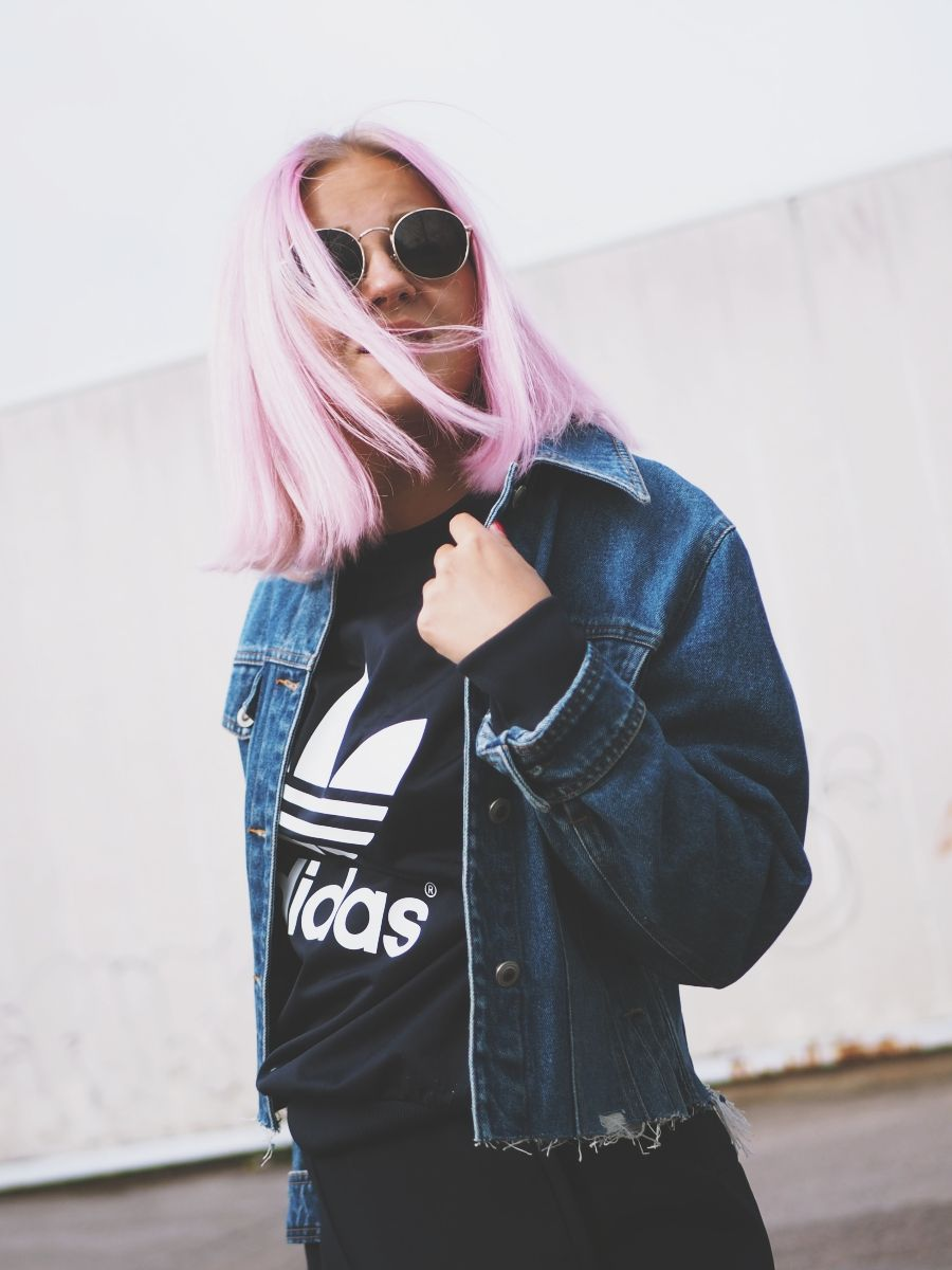 PINK HAIR DON'T CARE | LOREAL COLORISTA WASHOUT #PINKHAIR