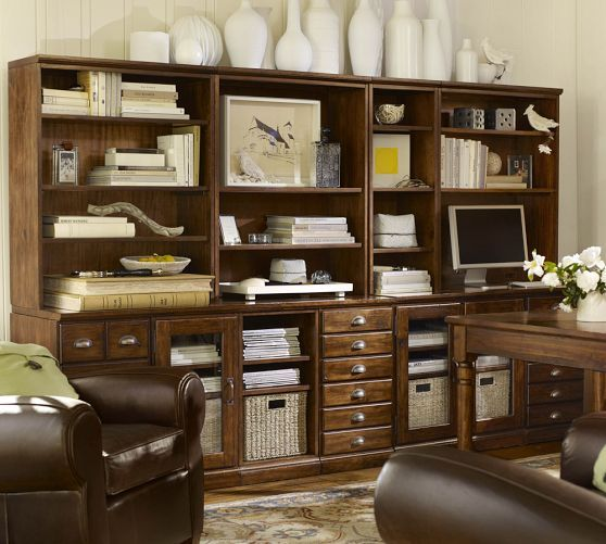 Printer S Office Suite Pottery Barn Office Ideas Pinterest