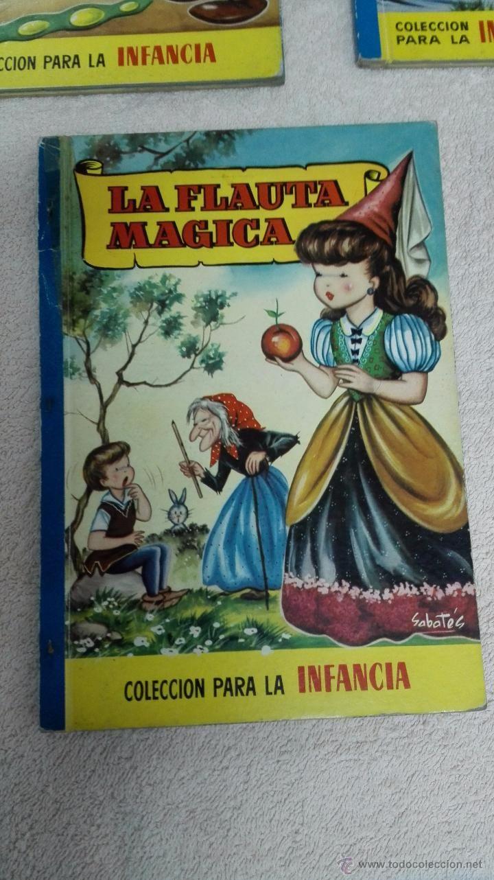 4 libros de la colección para la infancia. Editorial Bruguera S.A. - Foto 3