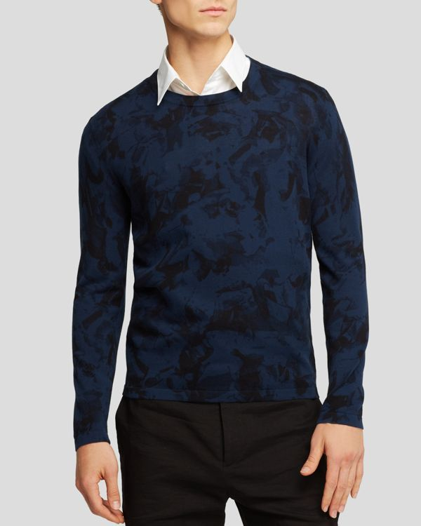 Theory Chassis Commons Sweater - Bloomingdale's Exclusive