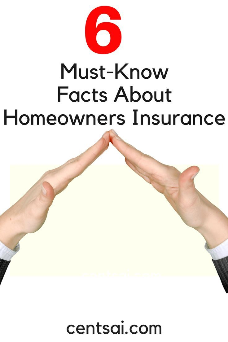 What To Know About Homeowners Insurance Get The Facts With