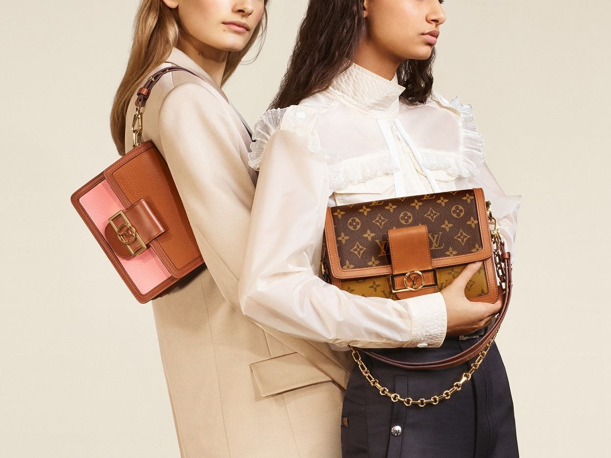 e3a6d5df3de8f Louis Vuitton first gave us a glimpse at its Spring 2019 bags back on the  runway