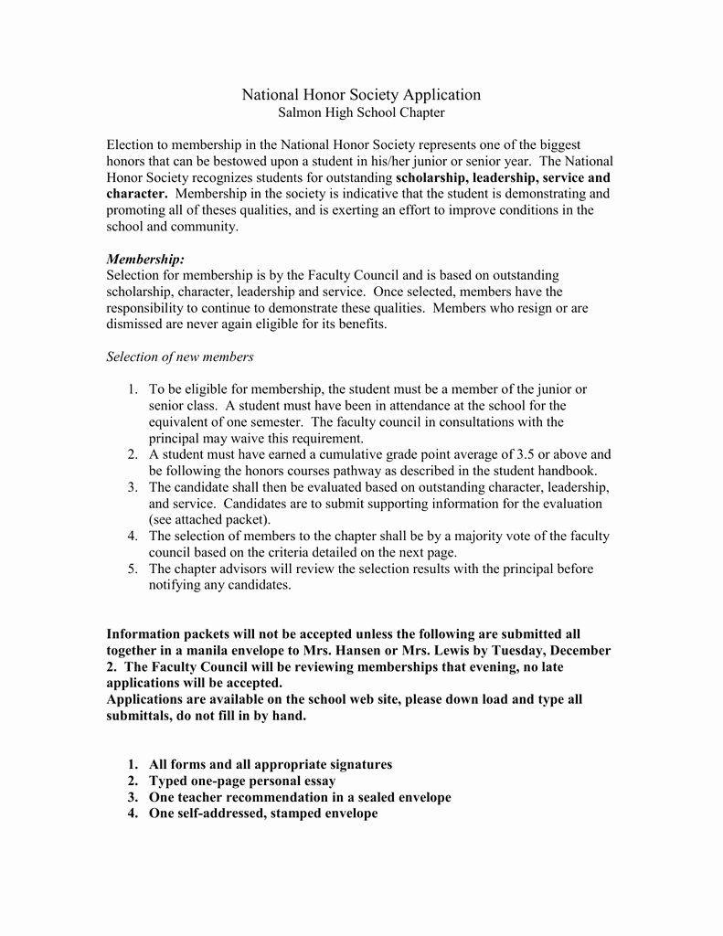 national honor society description resume awesome national