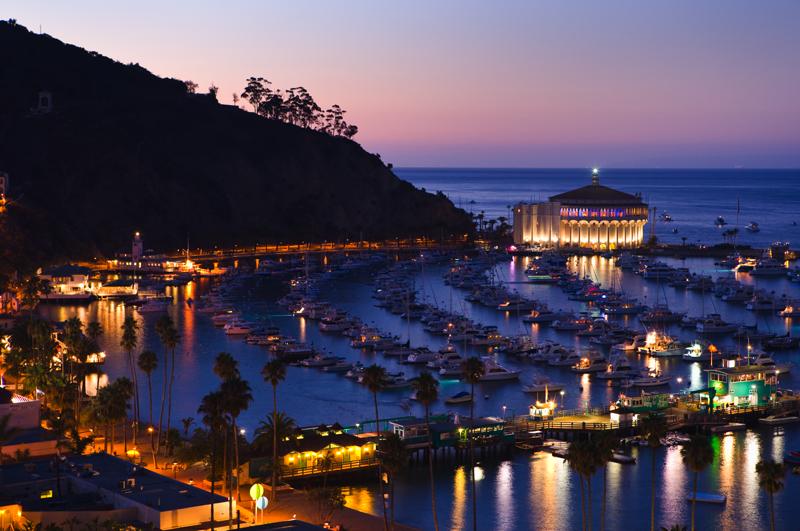 Catalina Island Catalina island california, Santa