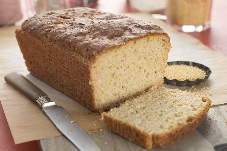 Gluten Free Millet Bread Gluten Free Recipes Bread Millet Bread Bread Recipe King Arthur