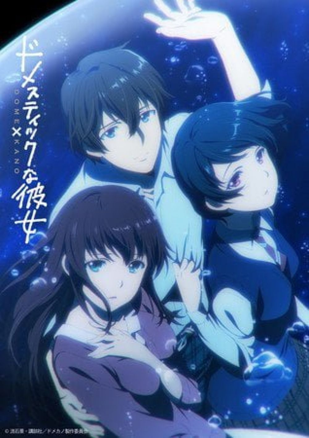 Crunchyroll Adds Domestic Girlfriend, W'z, The Magnificent