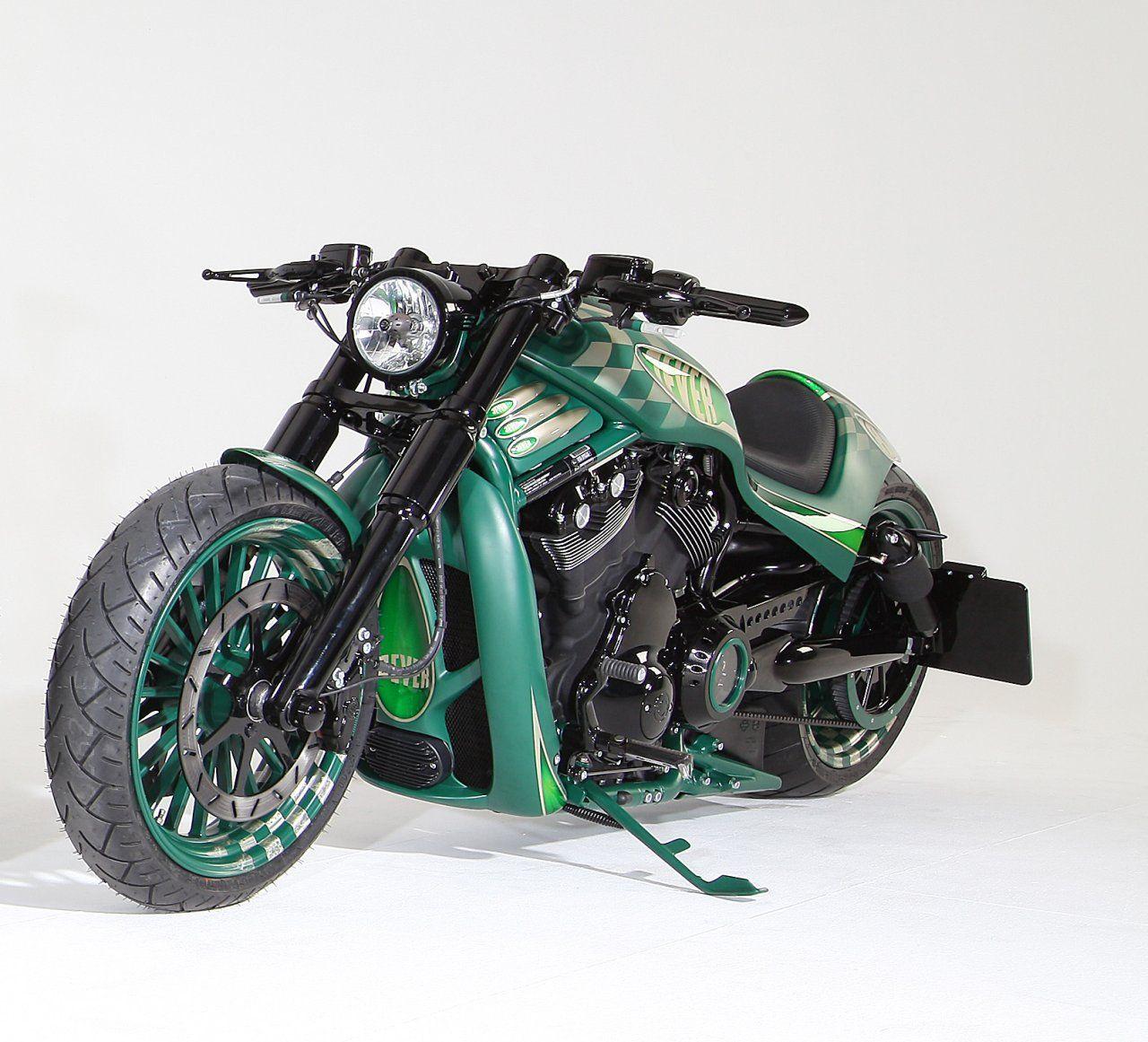 Harley Davidson Green Models My Bikes & Cars Pinterest