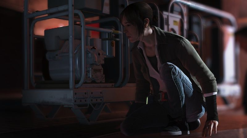 Beyond Two Souls Game  | EXCLUSIVE GAME REVIEW: Beyond: Two Souls - paulsemel.com