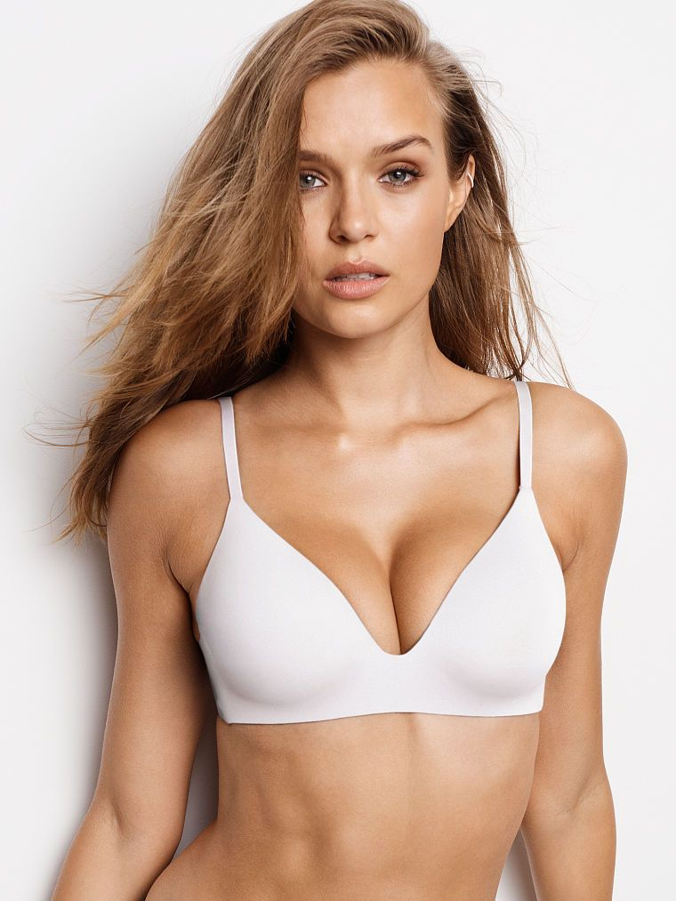 Lightly Lined Wireless Bra - The T-Shirt - Victoria s Secret