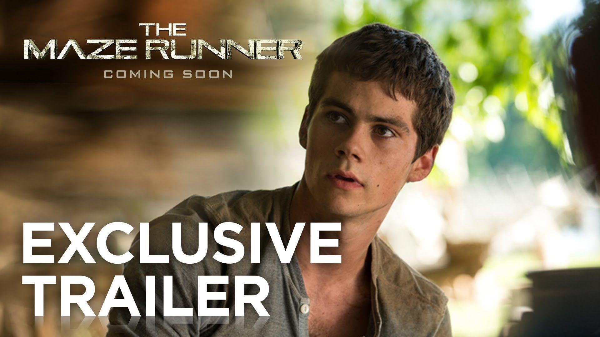 The Maze Runner   Official Trailer [HD]   20th Century FOX