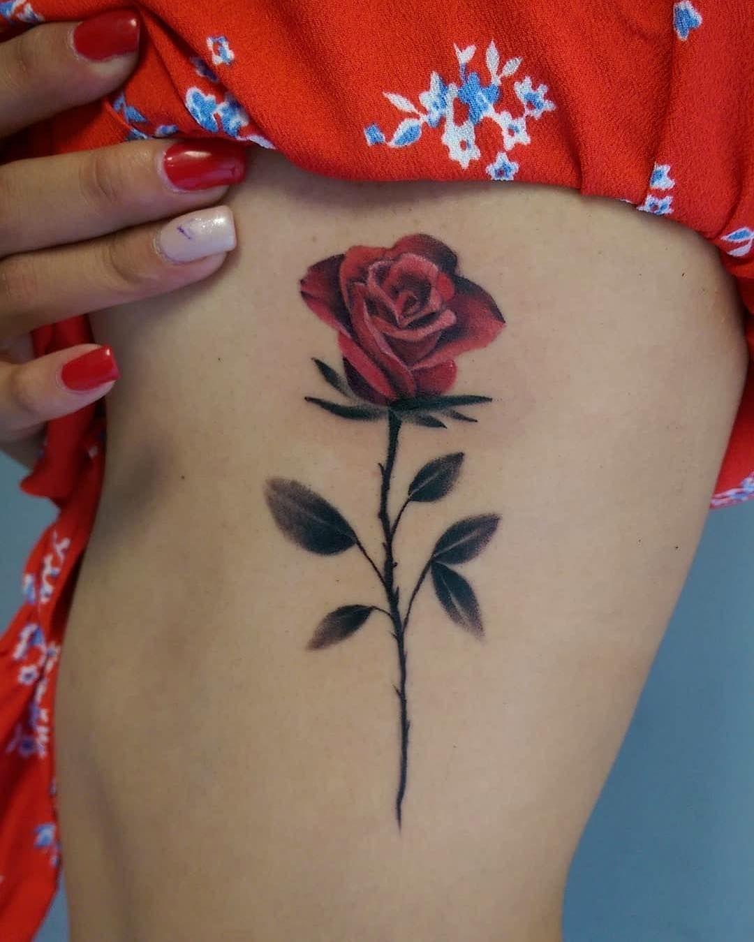35 Beautiful Rose Tattoos | Tattoo Inspiration