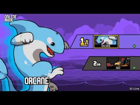 Rivals Of Aether With Dbzformers Super Smash Bros Art Reference Character