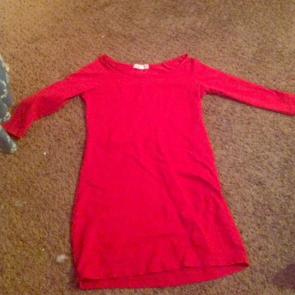 Cute Forever 21 dress perfect condition wore it once last Christmas Forever 21 Dresses Long Sleeve