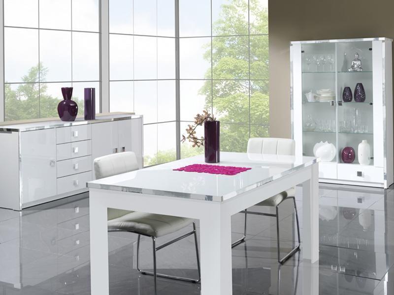 Woonkamer Llorenze - Wit Trendy woonkamer in matchend design ...
