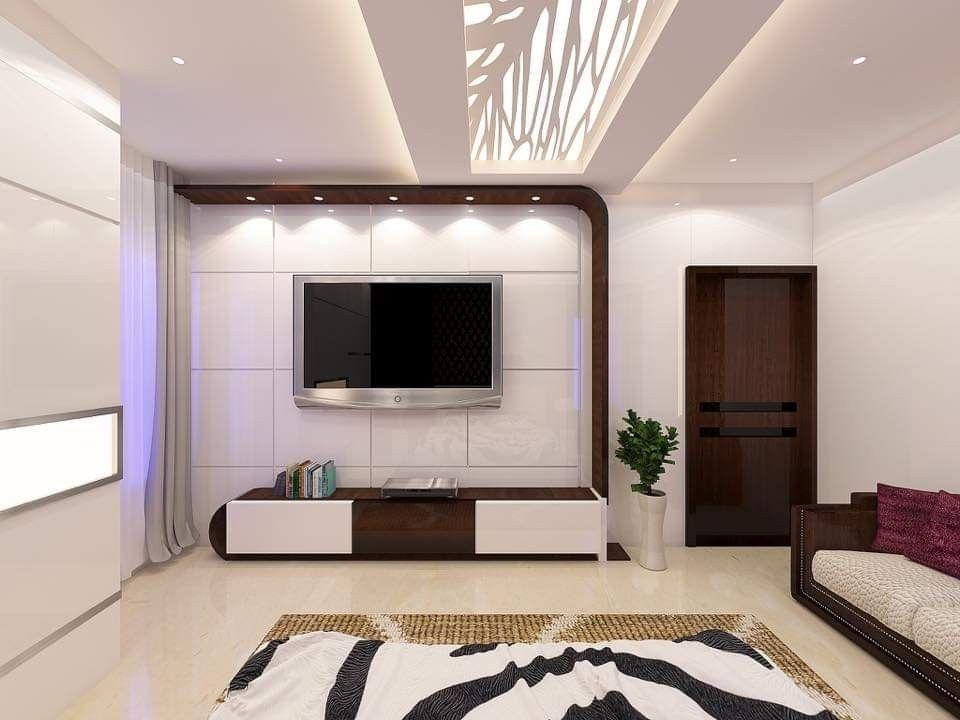 Tv Unit Design For Living Room Interior Thane Tvunit Interiordesign Homedecor Modern Tv Wall Units Living Room Designs Tv Unit Design Latest style tv room design