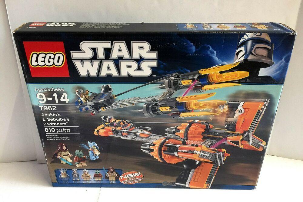 Lego Mini Figure Star Wars Wald from Set 7962