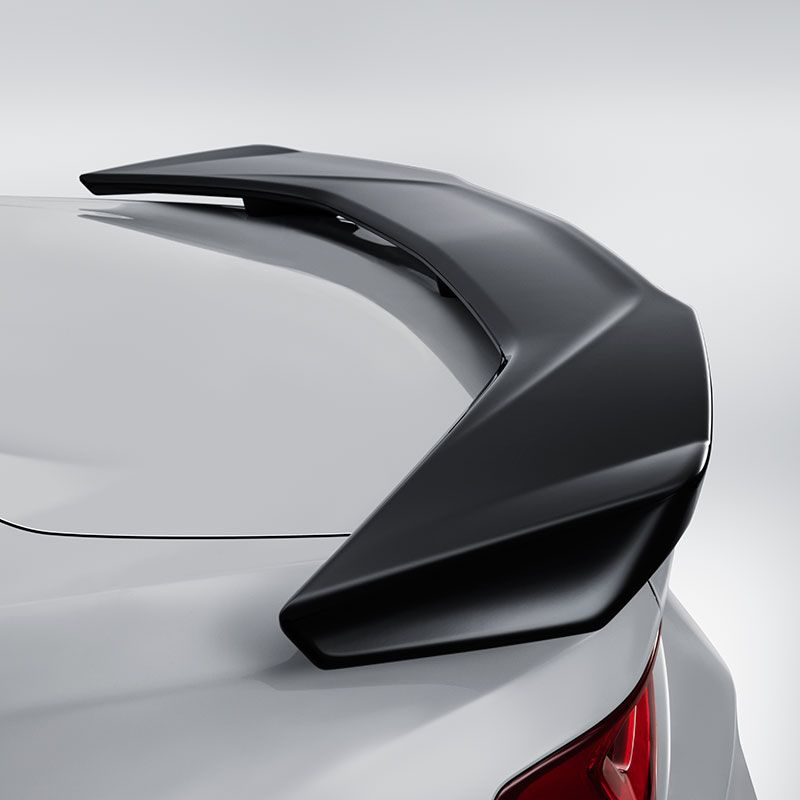 Enhance The Look And Performance Of Your Camaro With A Custom Raceinspired Spoiler Kit In Black This Spoiler Is A Direct Replaceme Camaro Car Detailing Spoiler
