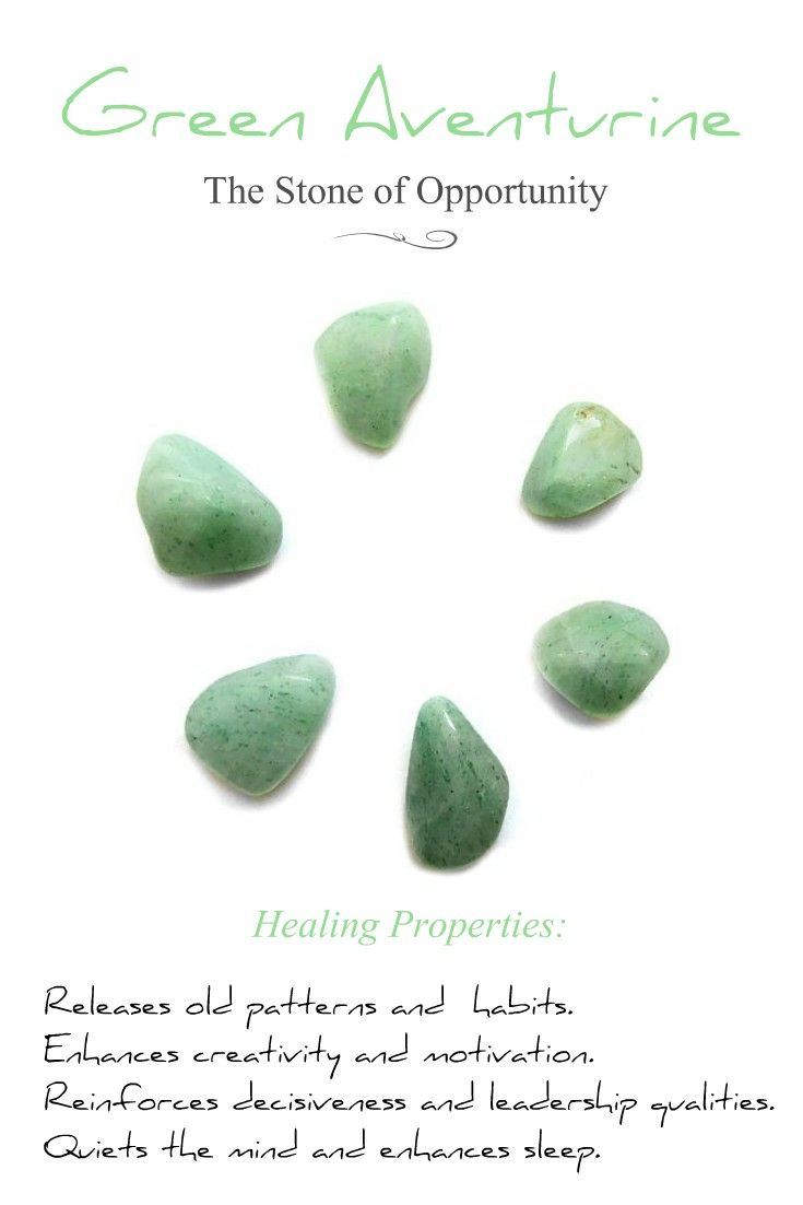 Stone aventurine: color, variety, magical properties, who is suitable