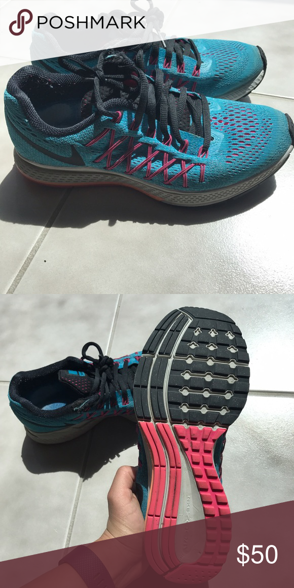 best service c29bd a57a9 Gently worn women s Nike air zoom Pegasus 32 Gently worn. Great support.  Study shoe