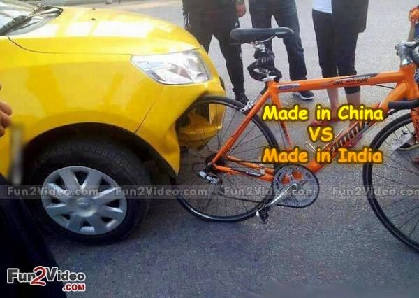 Made in India Vs Made in China