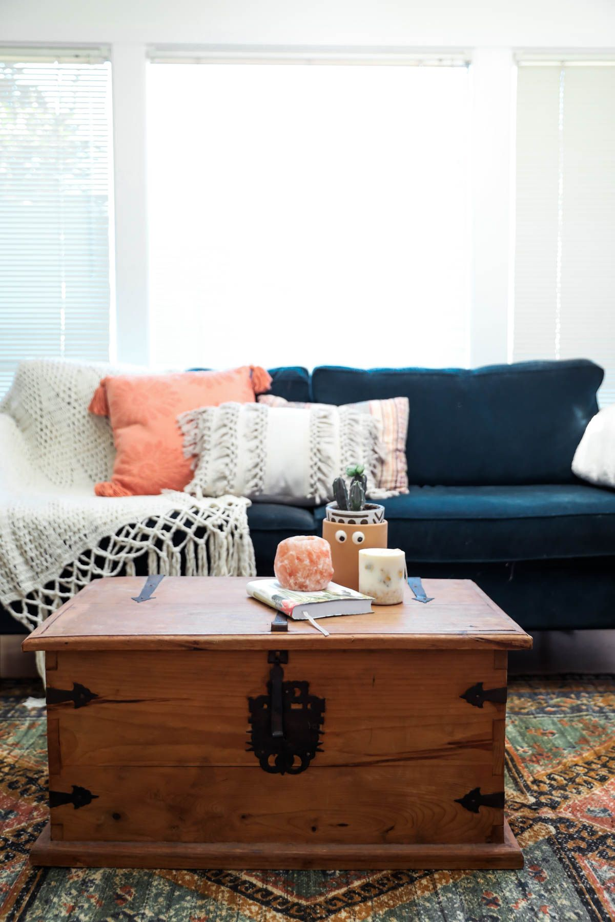 How to Update Your Living Room on a Budget | Living room ...