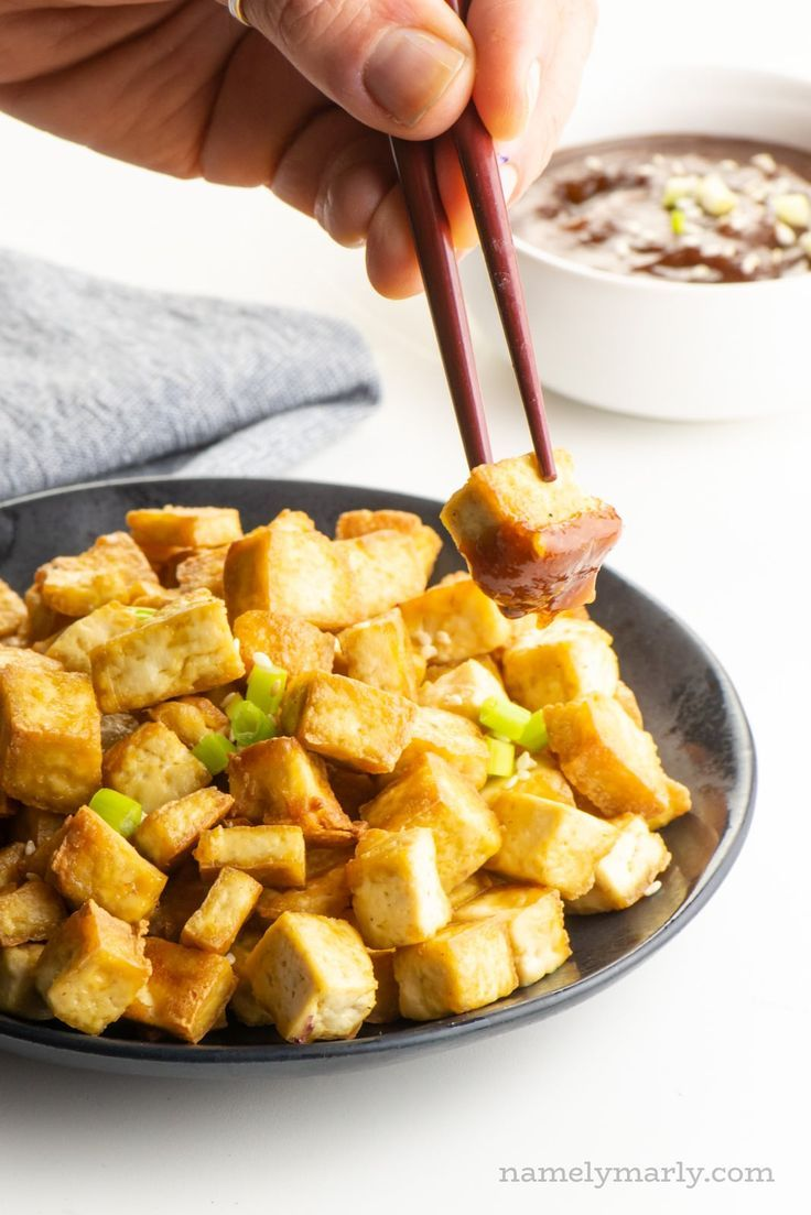 Vegan Recipes For Tofu