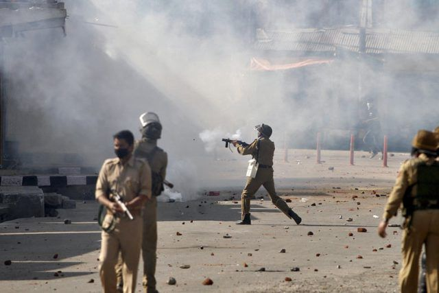 Image result for Excesses of Indian Troops in Shopian, Kulgam Denounced