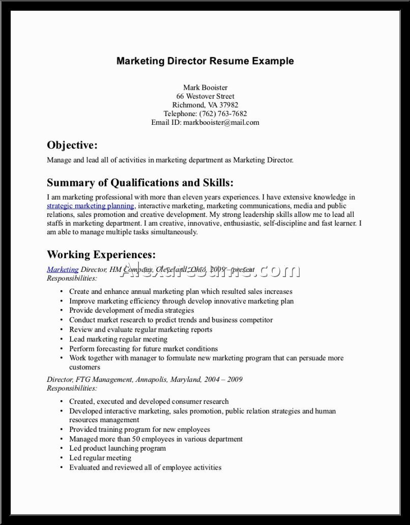 Resume Examples With Objective Statement Great Statements School